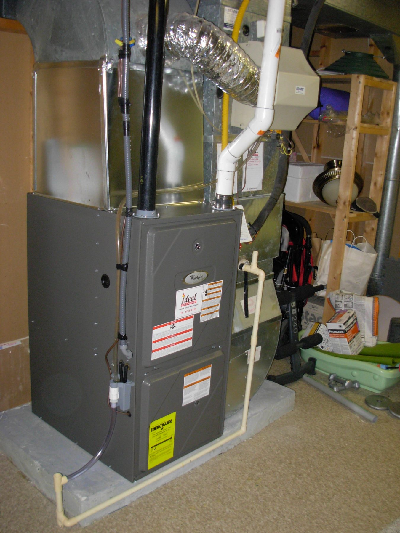 Show Your Furnace A Little TLC