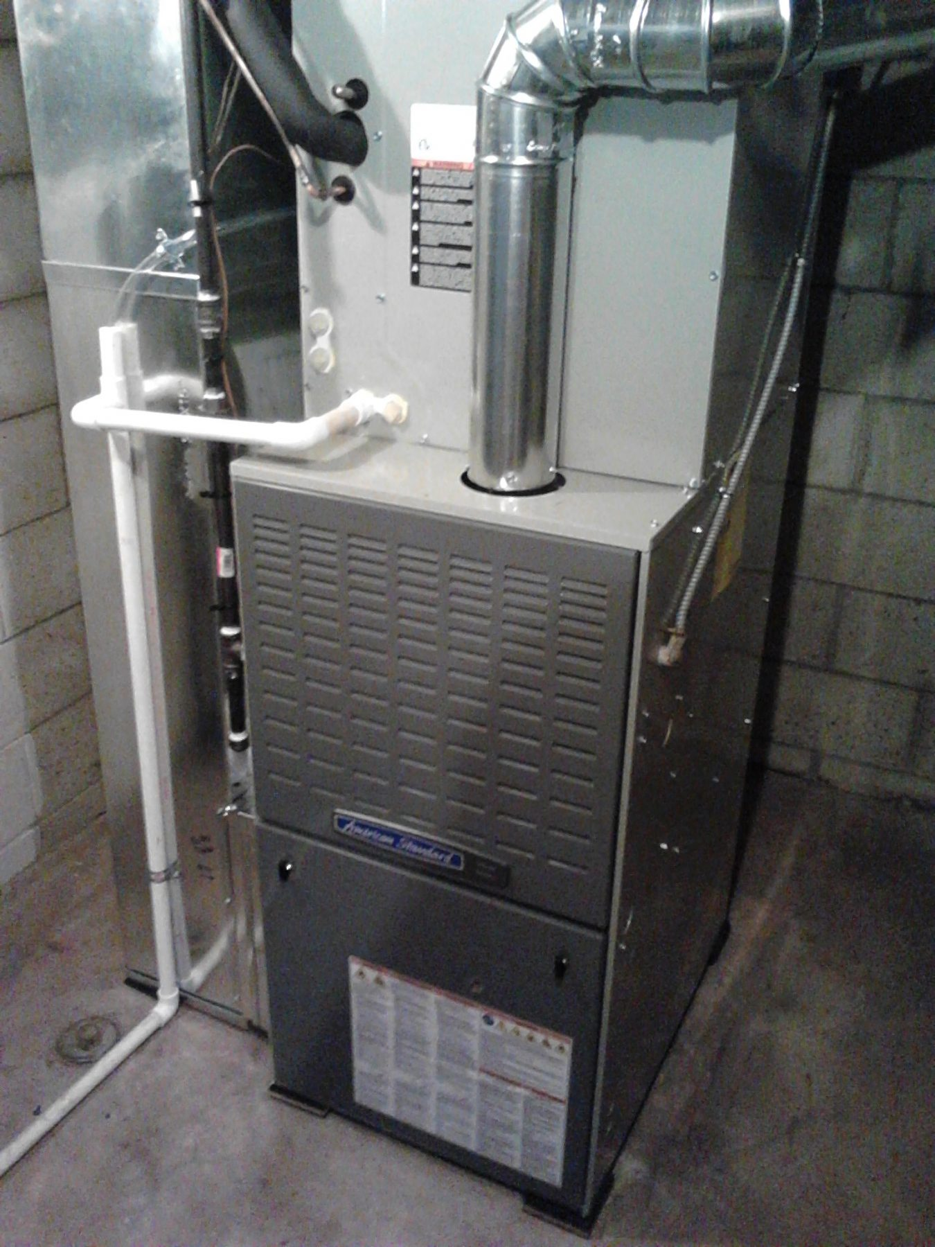 Average cost of new furnace installed - Signs That You Need A New Furnace In The New Year Green Apple Mechanical
