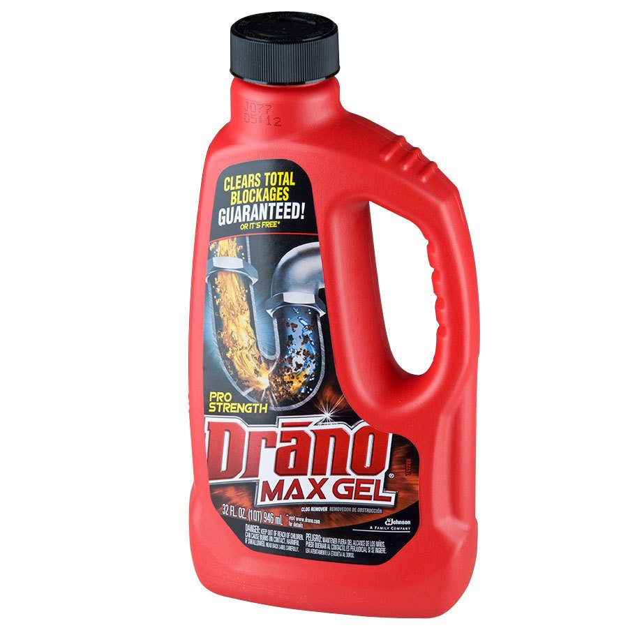 Drano And Toilets