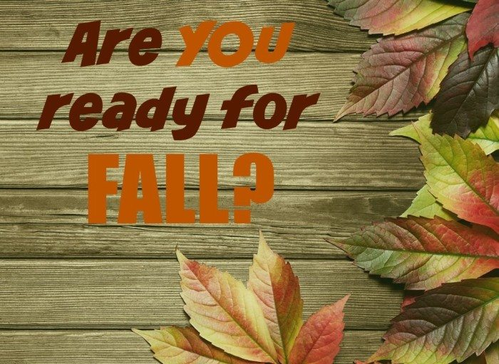 Preparing Your Home For Fall