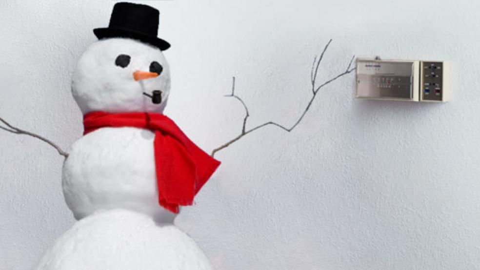 How to Cut Your Heating Bill Without Freezing Your Tail Off