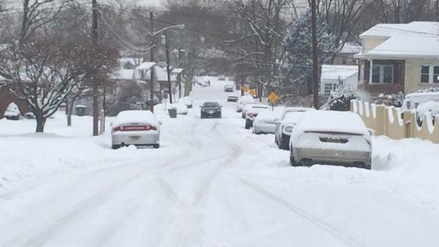 Snow Storm Predicted Tomorrow
