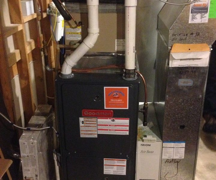 Make Sure Your Furnace Is Up To Date