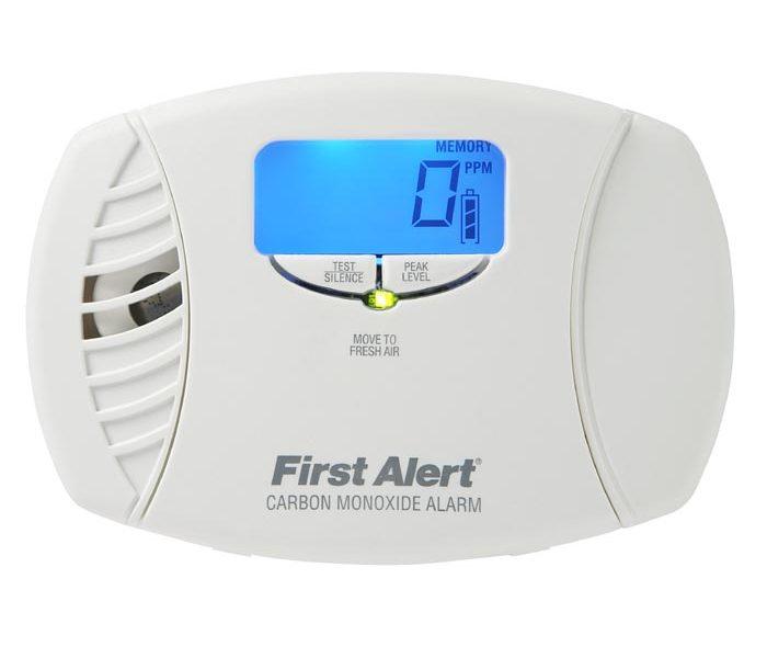 Test Your Smoke Detectors & Carbon Monoxide Detectors
