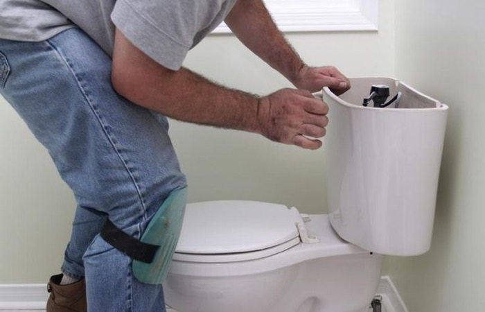 How To Stop A Running Toilet