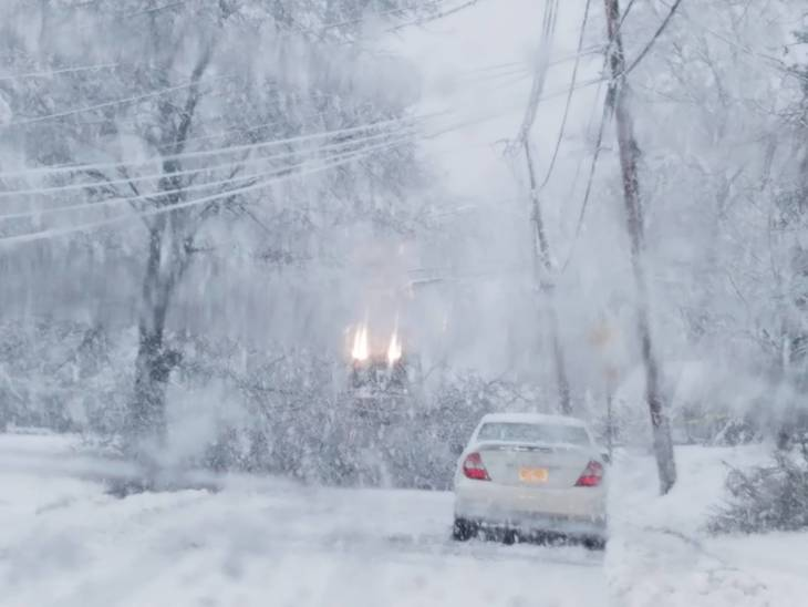 Ways To Help Your Furnace During A Nor' easter