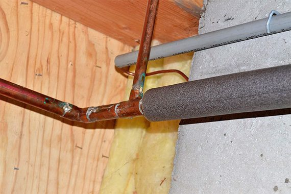 Why Do Pipes Burst In The Cold?