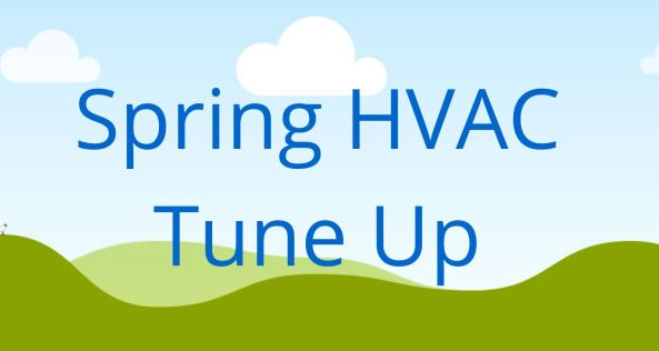Spring Into Action For Your HVAC System