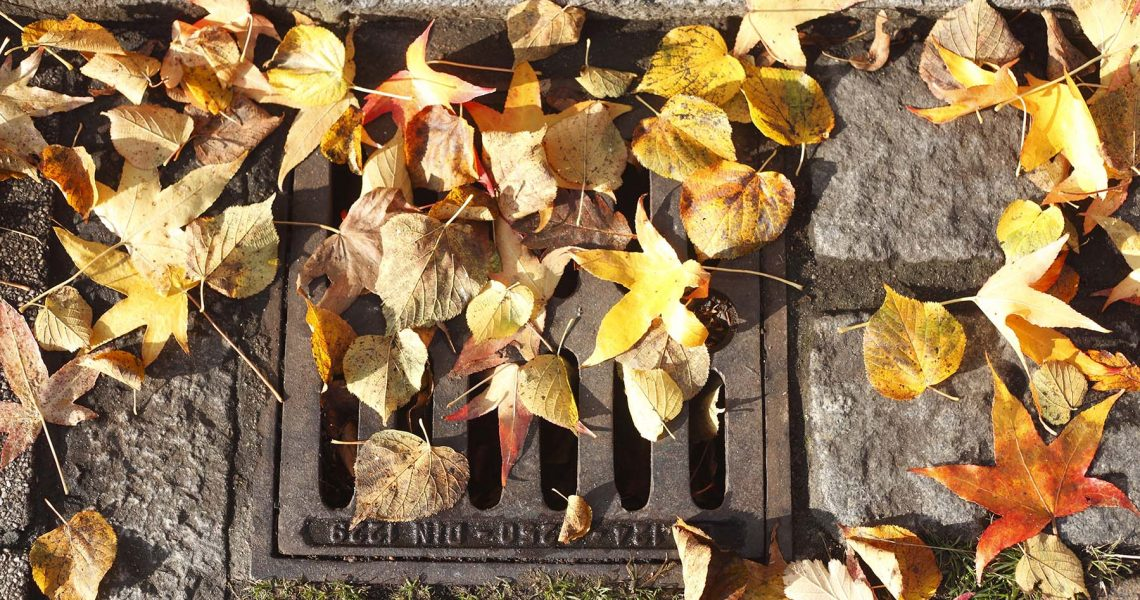 Fall Plumbing Hazards