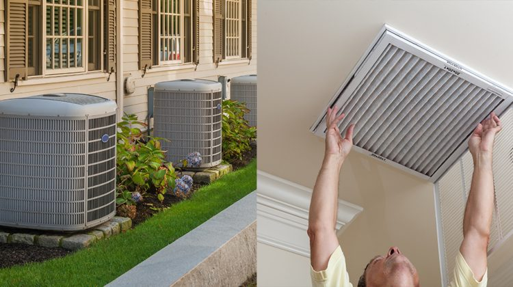 Changing the air filters in your HVAC system is an essential practice that ensures clean and healthy air circulates throughout your house.