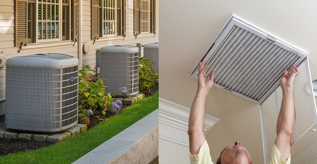 How Often Should You Be changing Your Central Air's Filters?